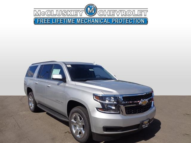 2016 chevrolet suburban lt in cincinnati 160092 mccluskey chevrolet. Black Bedroom Furniture Sets. Home Design Ideas